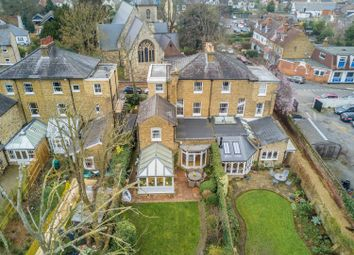 Thumbnail 5 bed semi-detached house to rent in Matham Road, East Molesey