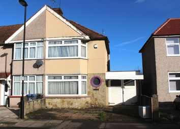 Thumbnail 2 bed end terrace house for sale in St. Mary's Road, Edmonton