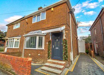 Thumbnail 2 bed semi-detached house for sale in Oak Close, Southampton