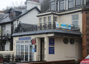 Thumbnail Hotel/guest house for sale in Howard's Way, 23 Battery Place, Isle Of Bute
