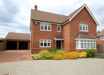 Thumbnail 5 bed detached house for sale in Wellington Close, Flitwick