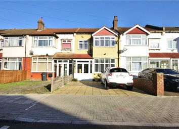 Thumbnail 3 bed terraced house for sale in Sherwood Avenue, Streatham, London