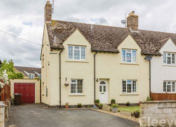 Thumbnail 4 bed semi-detached house for sale in Cleeve Road, Gotherington, Cheltenham