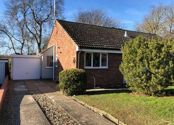 Thumbnail 2 bedroom semi-detached bungalow for sale in Maltward Avenue, Bury St. Edmunds