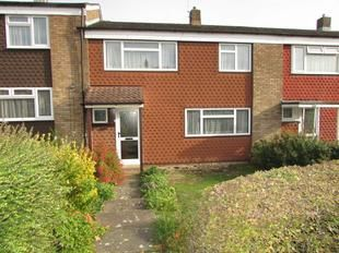 Thumbnail 3 bed terraced house for sale in Archer Road, Stevenage