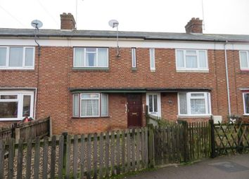 Thumbnail 3 bed terraced house for sale in Summerfield Close, Wisbech, Cambs