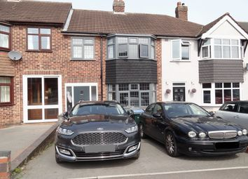 Thumbnail 3 bed terraced house for sale in Hallbrook Road, Holbrooks, Coventry