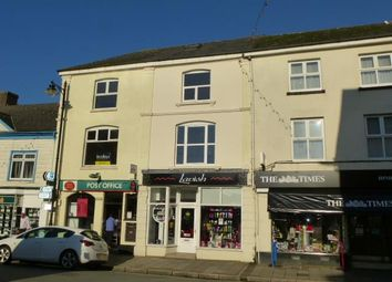 Thumbnail 2 bed flat to rent in Fore Street, Callington, Cornwall