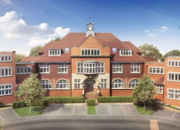 "Thumbnail 3 bed flat for sale in ""The Crest Collection - First Floor 3 Bed"" at Old Bisley Road, Frimley, Surrey, Frimley"