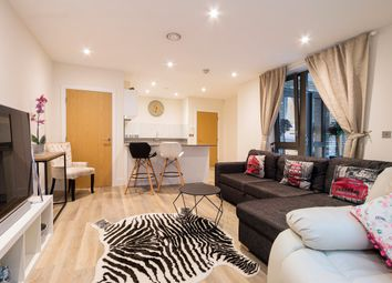 Thumbnail 1 bed flat to rent in The Grange, London