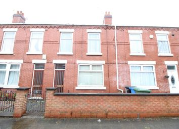 Thumbnail 3 bedroom terraced house for sale in Darley Street, Stretford, Manchester