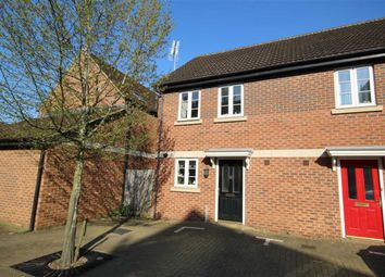 Thumbnail 2 bed end terrace house for sale in Luna Close, Oakhurst, Swindon