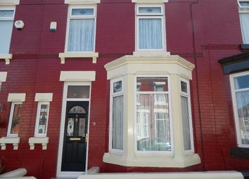 Thumbnail 3 bed terraced house for sale in Norris Green Road, West Derby, Liverpool