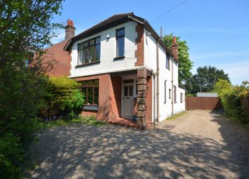 Thumbnail 3 bed detached house for sale in The Avenue, Lowestoft