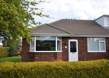 Thumbnail 2 bedroom bungalow to rent in Emfield Grove, Scartho, Grimsby