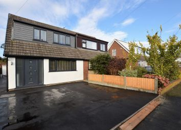 3 bed semi-detached house for sale in Rectory Close, Croston, Leyland PR26