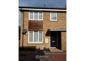 Thumbnail 2 bed semi-detached house to rent in Adams Drive, Huntingdon