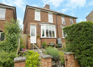 Thumbnail 2 bed semi-detached house for sale in Vale Square, Ramsgate