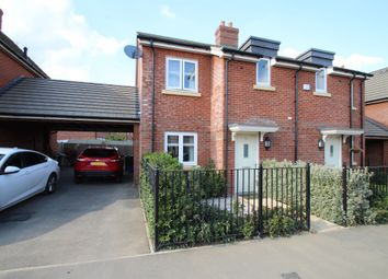 Thumbnail 3 bed semi-detached house for sale in Pippin Road, Aylesbury