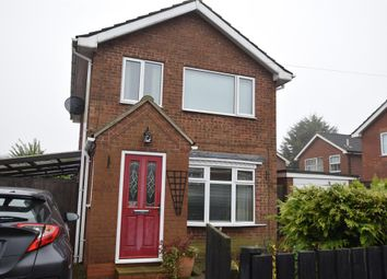 Thumbnail 3 bedroom detached house for sale in Crispin Way, Bottesford, Scunthorpe