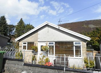 Thumbnail 2 bed detached bungalow for sale in Oakdale Road, Tonypandy