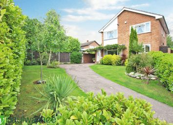 Thumbnail 4 bedroom detached house for sale in Bassingbourne Close, Broxbourne