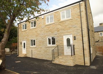 Thumbnail 3 bed semi-detached house for sale in Bonegate Road, Brighouse