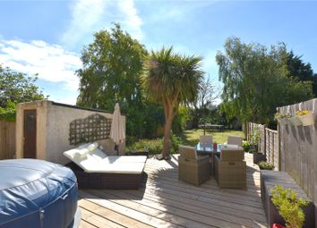 Thumbnail 3 bed semi-detached house for sale in Tower Road, Lancing, West Sussex