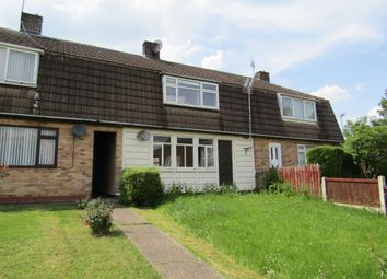 Thumbnail 3 bed terraced house to rent in Harvey Road, Chesterfield