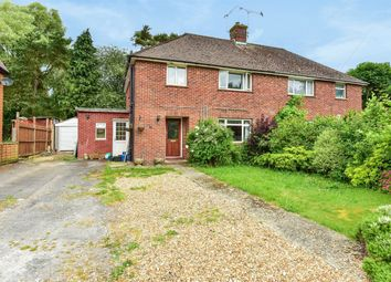 Thumbnail 3 bed semi-detached house for sale in Bentley, Farnham, Hampshire