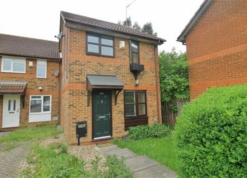 Thumbnail 2 bed end terrace house to rent in Boxberry Gardens, Walnut Tree, Milton Keynes