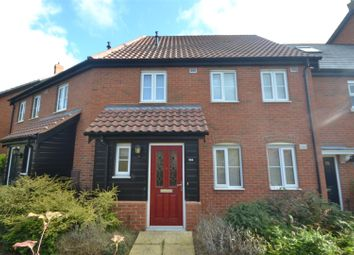 Thumbnail 3 bed terraced house for sale in Sprowston, Norwich