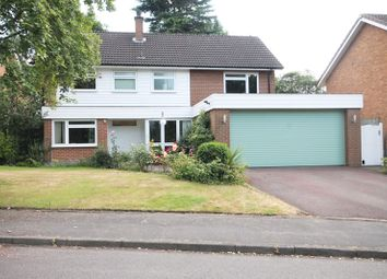 Thumbnail 4 bed detached house for sale in White House Green, Solihull