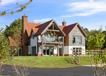 Thumbnail 4 bed detached house for sale in Ghyll House Farm, Broadwater Lane, Copsale, Horsham, West Sussex