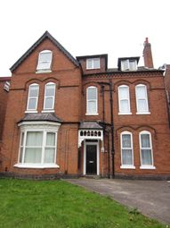 Thumbnail 1 bed flat to rent in Clarendon Road, Edgbaston, Birmingham