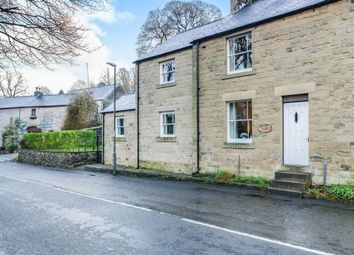 Thumbnail 3 bed end terrace house for sale in Manchester Road, Tideswell, Buxton