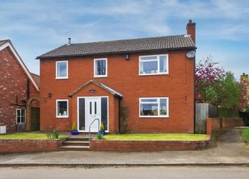 Thumbnail 4 bed detached house for sale in Beacon House, Causeway, Redmarley, Glos.
