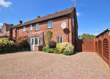 Thumbnail 5 bed semi-detached house for sale in Blackmore Road, Buckhurst Hill
