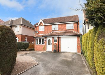 4 bed detached house for sale in Nottingham Drive, Wingerworth, Chesterfield S42