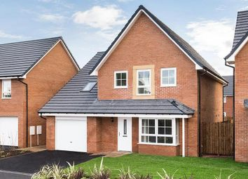 "Thumbnail 4 bed detached house for sale in ""Harrogate"" at Green Lane, Yarm"