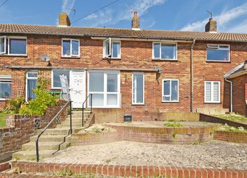 Thumbnail 3 bed terraced house for sale in Plimsoll Avenue, Folkestone