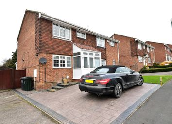 Thumbnail 3 bedroom semi-detached house for sale in Sinclair Way, Darenth, Kent