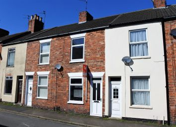Thumbnail 2 bed terraced house for sale in College Street, Grantham