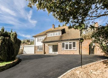 Thumbnail 4 bed detached house for sale in Underwood Road, Caterham