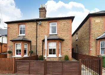 Rydens Grove, Hersham, Walton-On-Thames KT12. 2 bed semi-detached house