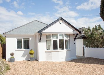 Thumbnail 3 bed detached bungalow for sale in Widey Lane, Crownhill, Plymouth