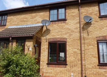 Thumbnail 2 bed terraced house to rent in Haighs Close, Chatteris