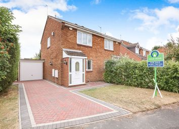 Thumbnail 2 bed semi-detached house for sale in Melrose Drive, Wolverhampton