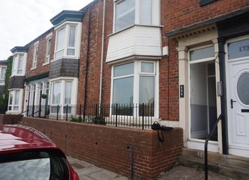 Thumbnail 1 bed flat to rent in South Frederick Street, South Shields