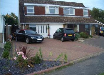 Thumbnail 3 bed semi-detached house to rent in Bridgewater Drive, Northampton